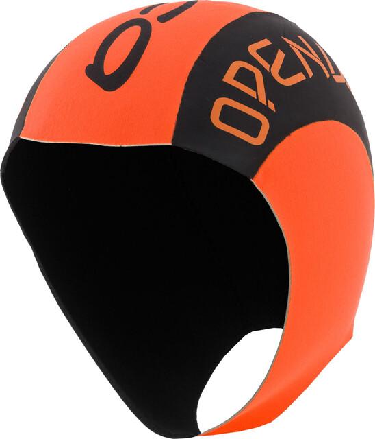 ORCA Neoprene Swim Cap high vis orange